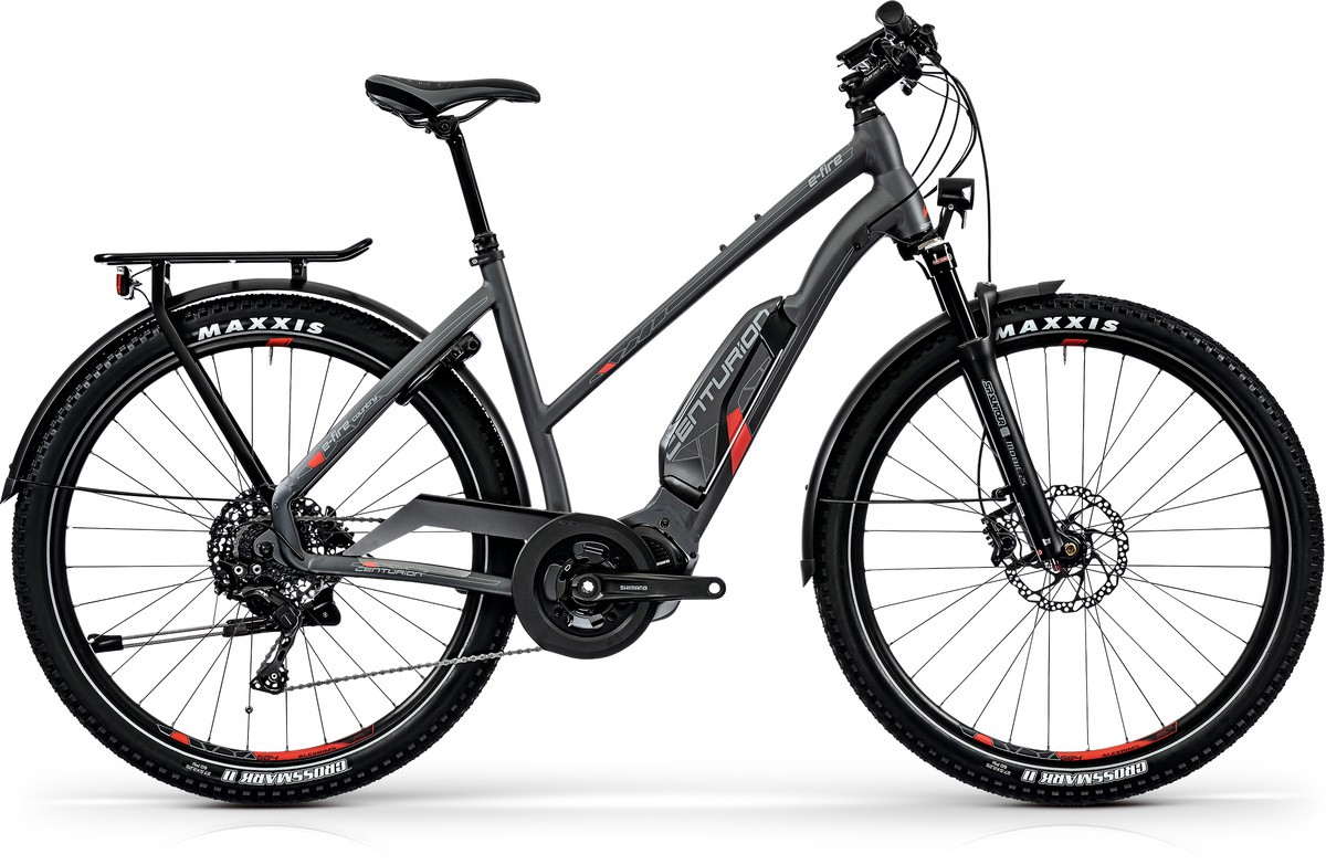 centurion e-fire country tour f2500 - touren e-bike